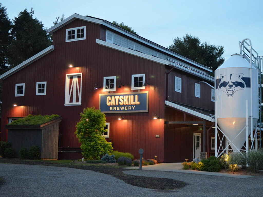 LEED Certified Breweries – Catskill Brewery in Livingston Manor, New York