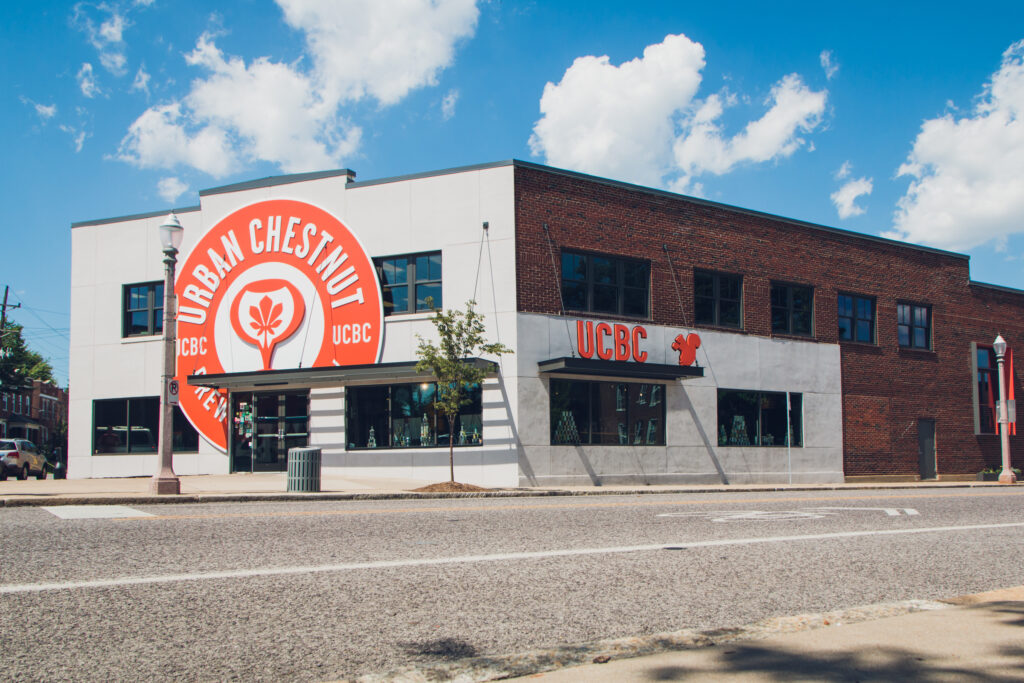 Urban Chestnut Brewing Company in Saint Louis, Missouri