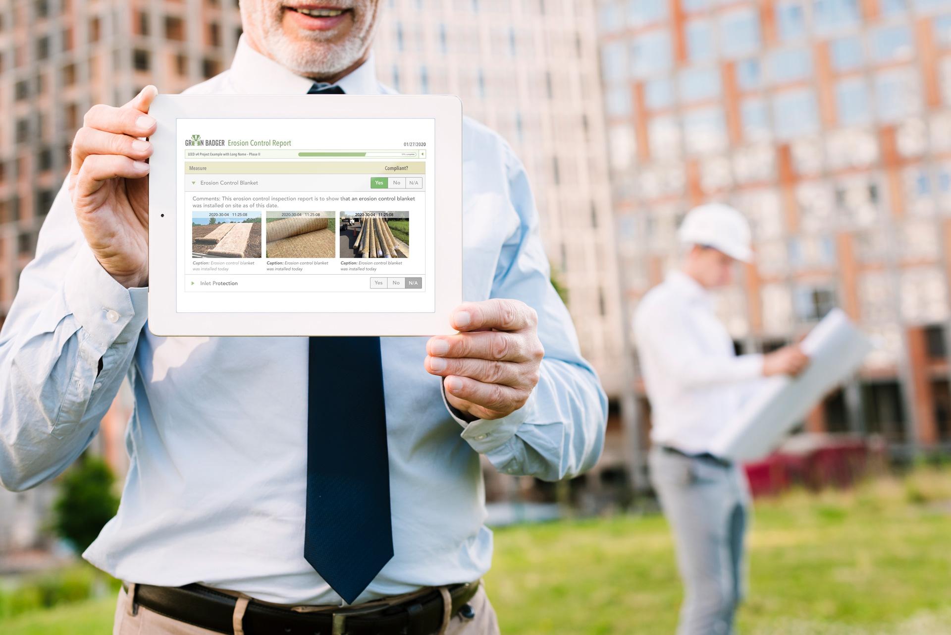 Green Badger ESC report