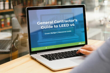 Green Badger's General Contractors Guide to LEED v4