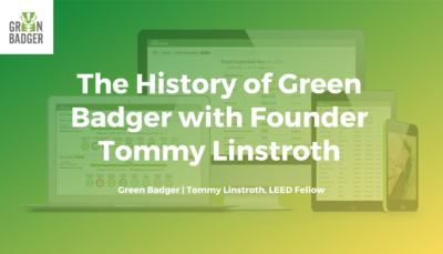History of Green Badger with Founder Tommy Linstroth