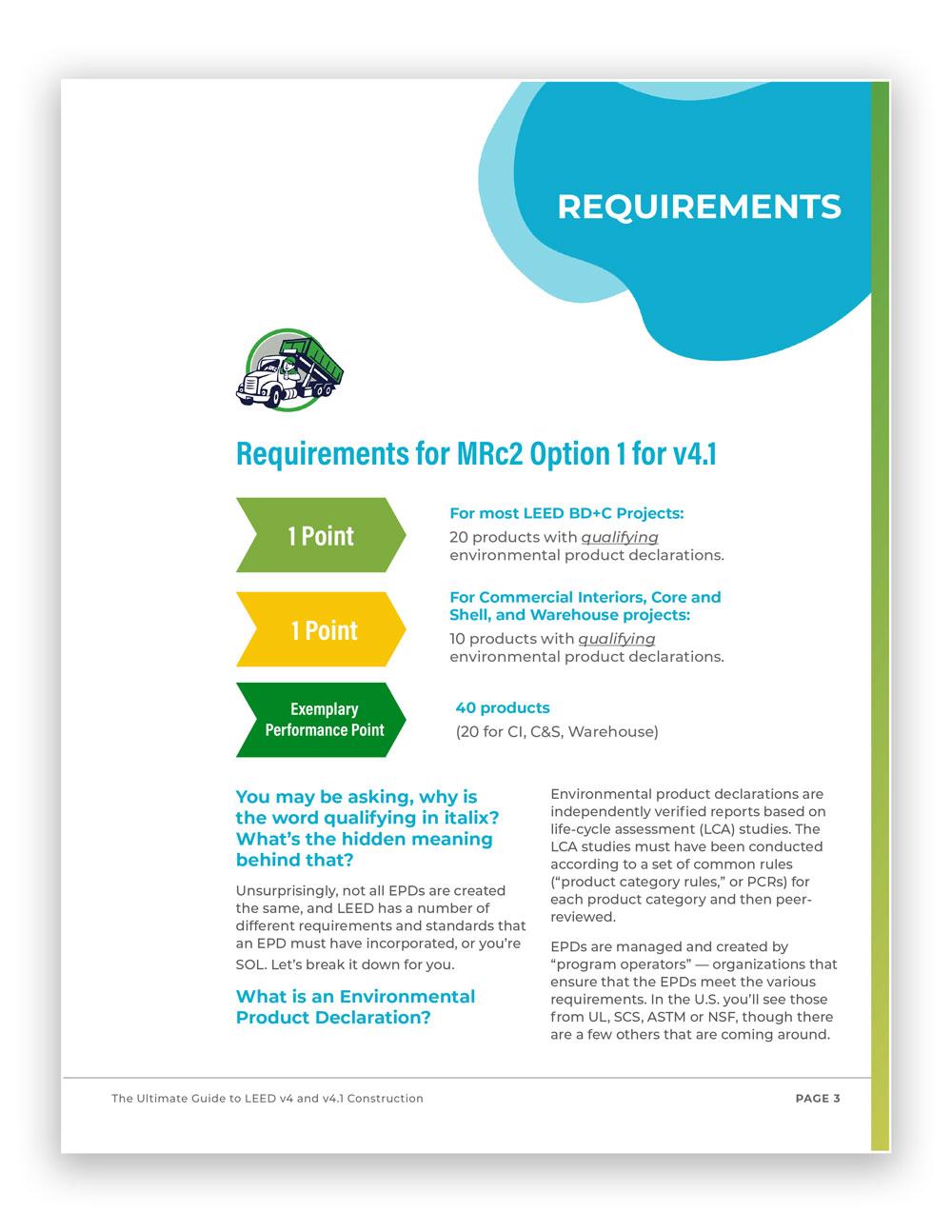 mrc2-option1-requirements-LEED-greenbadger