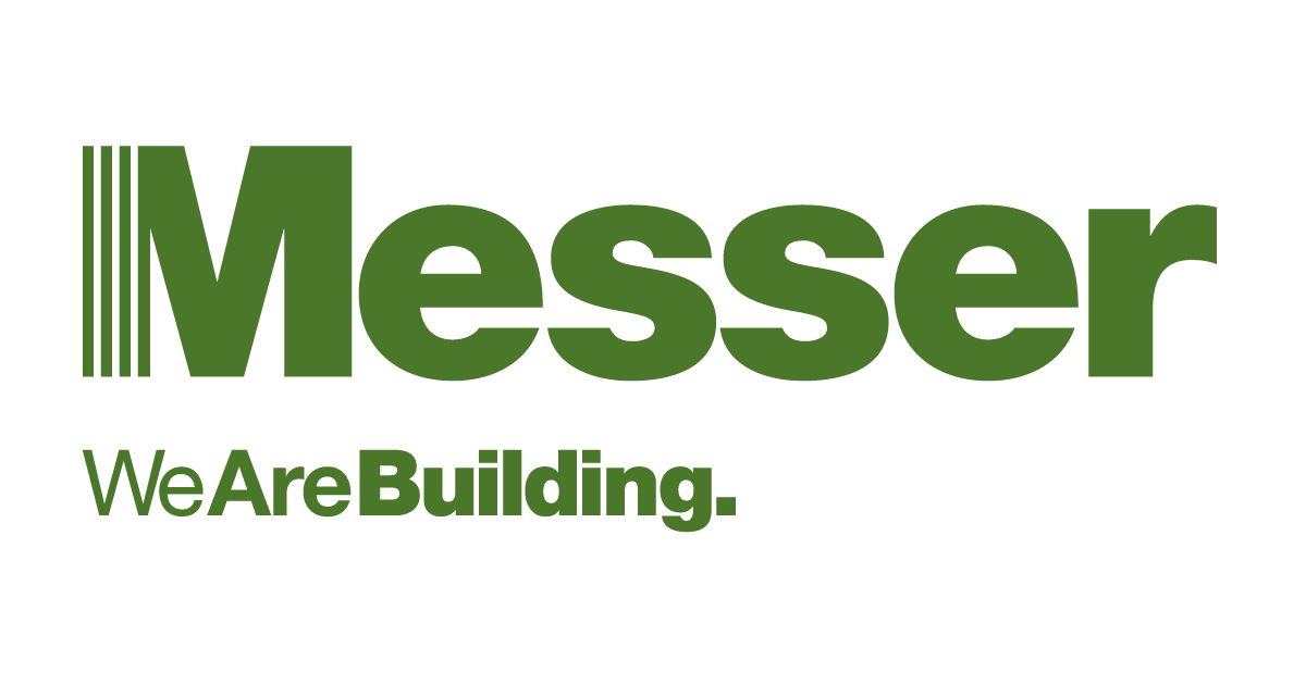 Messer Construction Logo