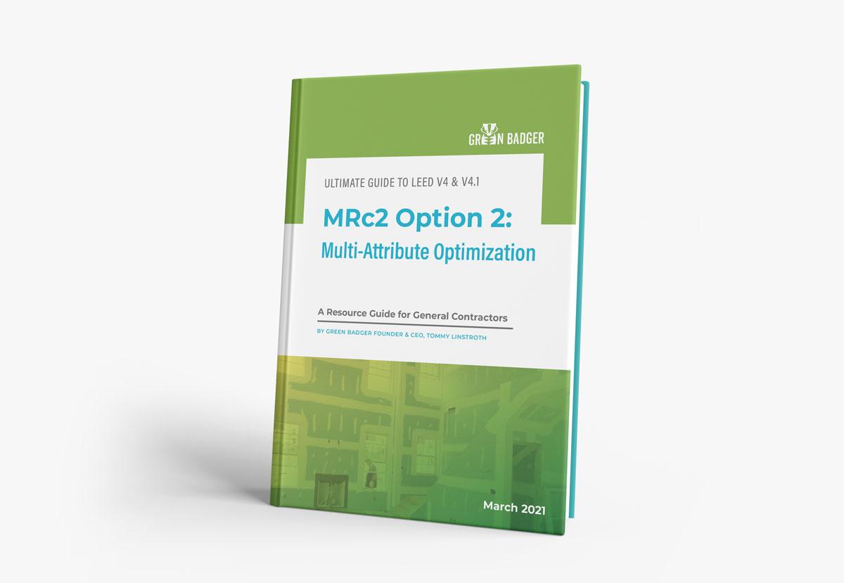 MRc2-EPD-Option2-MultiAttribute-Optimization-LEEDv4-CreditGuidance-GreenBadger